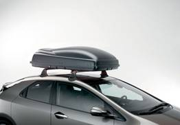 Аксессуары багажника и дполнительные крепления для Honda Civic Hatchback.