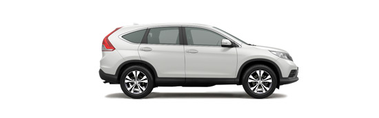 Honda Новый CR-V - White Orchid