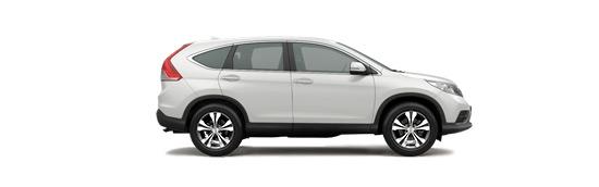 Honda Новый CR-V - White Orchid