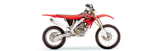 Honda CRF150R/RB - Extreme Red