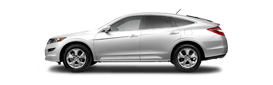 Honda Crosstour - White Diamond