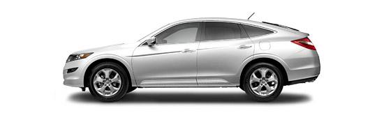 Honda Crosstour - White Diamond
