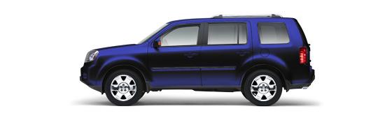 Honda Pilot - Bali Blue