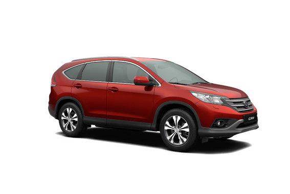 Honda Новый CR-V