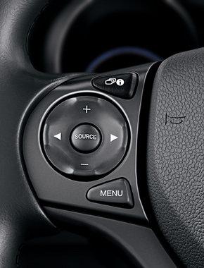 Хонда Цивик 5д управление на руле