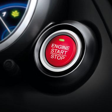 Хонда Цивик 5д кнопка запуска двигателя