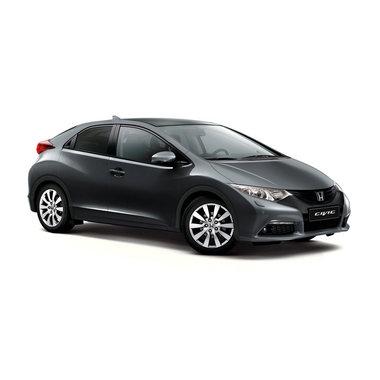 Хонда Цивик 5д серый