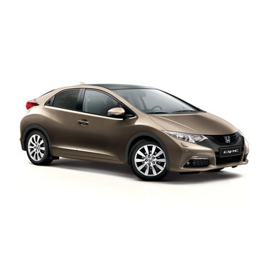 Honda Civic 5d бронзовый