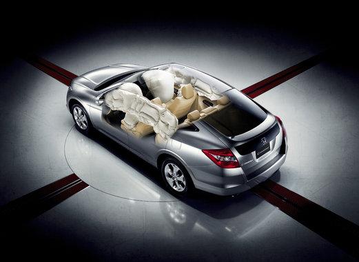 Хонда Кросстур безопасность на высоте