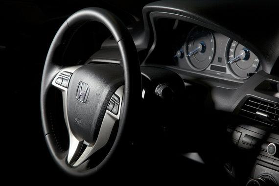 Хонда Кросстур приборная панель
