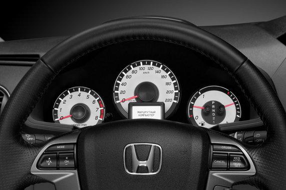 Хонда Пилот приборная панель