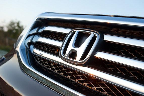 Honda Pilot решетка радиатора