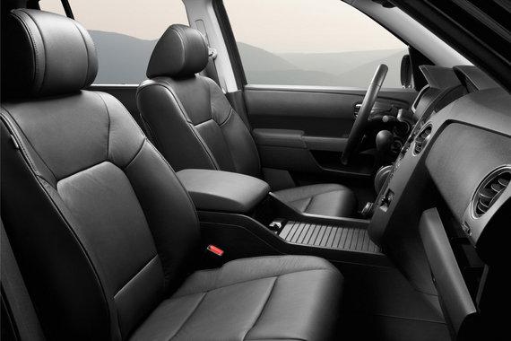 Хонда Пилот передние сиденья