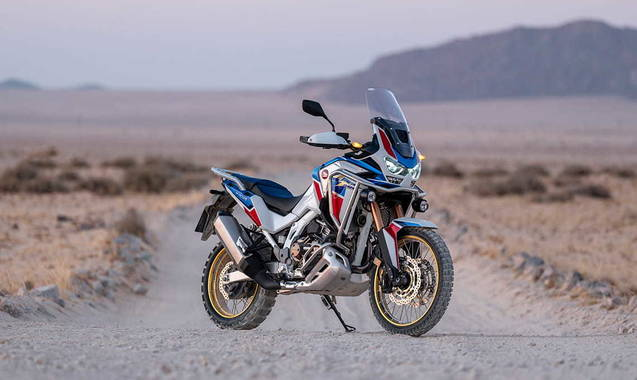 Honda Africa Twin Adventure Sports 2020 Изображение для фотогалереи: Africa Twin Adventure Sports 2020