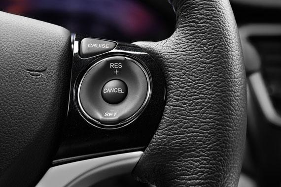 Хонда Цивик 4д управление магнитолой на руле